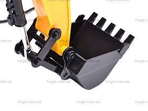 Игрушечный экскаватор с дистанционным управлением, 8030E, купить