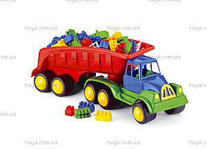 Игрушечный грузовик, 0543