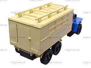 Игрушечный грузовик «Аварийная служба», M1345, фото