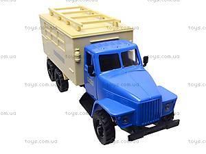 Игрушечный грузовик «Аварийная служба», M1345, детские игрушки