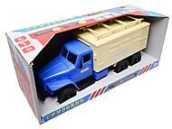 Игрушечный грузовик «Аварийная служба», M1345, отзывы