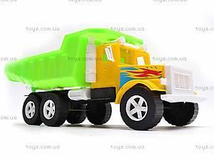 Игрушечный грузовик, для песочницы, 07-601