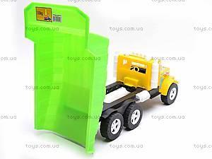 Игрушечный грузовик, для песочницы, 07-601, купить