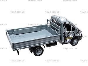 Игрушечный грузовик «Омон», 9561-C, фото