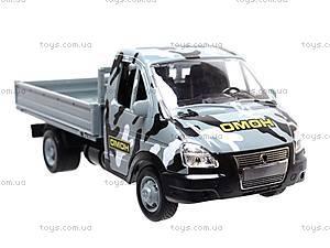Игрушечный грузовик «Омон», 9561-C, отзывы