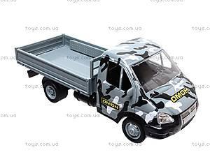Игрушечный грузовик «Омон», 9561-C, детские игрушки
