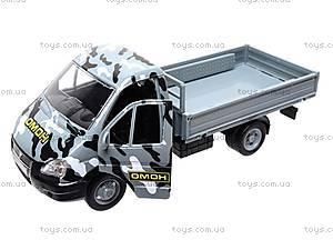 Игрушечный грузовик «Омон», 9561-C, toys.com.ua
