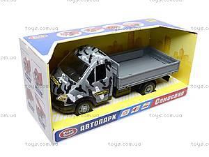 Игрушечный грузовик «Омон», 9561-C