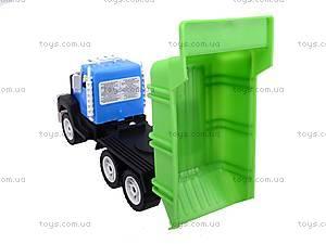 Игрушечный грузовик с лопаткой, 05-401, игрушки