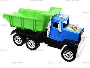 Игрушечный грузовик с лопаткой, 05-401, детские игрушки