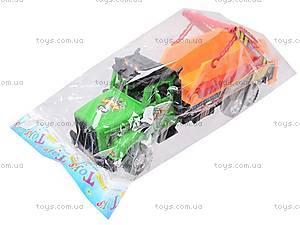 Игрушечный грузовик «Стройка», 1012А088, отзывы