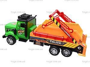 Игрушечный грузовик «Стройка», 1012А088, цена