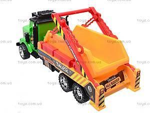 Игрушечный грузовик «Стройка», 1012А088, игрушки
