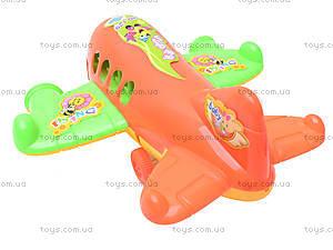 Игрушечный инерционный самолет, 129, toys.com.ua