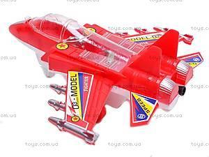 Игрушечный инерционный самолетик, 918-93, отзывы