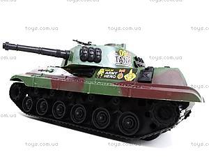 Игрушечный инерционный танк, 6661, купить
