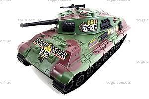 Игрушечный инерционный танк, 6661, отзывы