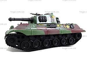 Игрушечный инерционный танк, 6661, цена