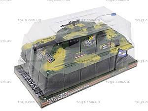 Игрушечный инерционный танк, 6661
