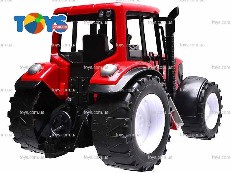 игрушечные трактора картинки