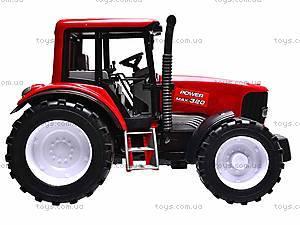 Игрушечный инерционный трактор, 1089A, отзывы