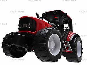 Игрушечный инерционный трактор, 1089A