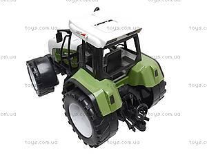 Игрушечный инерционный трактор для детей, 1089, купить