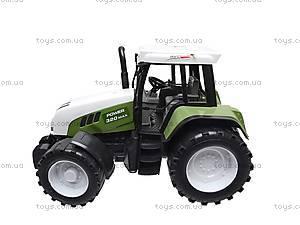 Игрушечный инерционный трактор для детей, 1089, цена