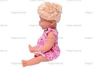 Игрушечный интерактивный пупс «Лялечка», 30667-14, купить