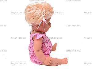 Игрушечный интерактивный пупс «Лялечка», 30667-14, отзывы