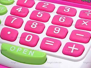Игрушечный кассовый аппарат «Мой магазин», 7255, купить
