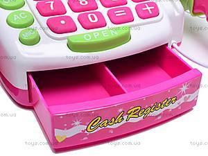 Игрушечный кассовый аппарат «Мой магазин», 7255, отзывы