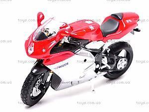 Игрушечный коллекционный мотоцикл, 19660PWD-EU