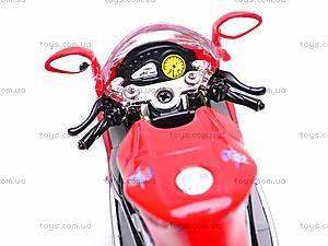 Игрушечный коллекционный мотоцикл, 19660PWD-EU, фото