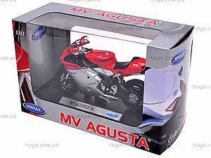 Игрушечный коллекционный мотоцикл, 19660PWD-EU, игрушки
