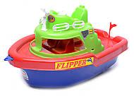 Игрушечный корабль «Флиппер», 01-112, фото