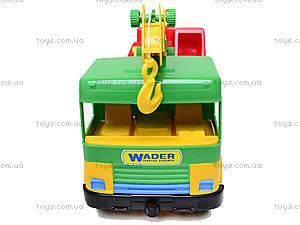 Игрушечный кран Middle truck, 39226, фото