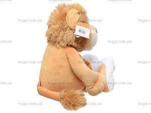 Игрушечный лев «Ричард», К218С, фото
