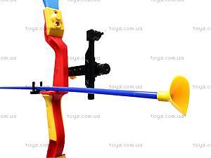 Игрушечный лук со стрелами, 35881C, игрушки