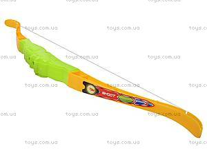 Игрушечный лук со стрелами на присосках, 389-111, купить