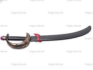Игрушечный меч пирата, E99902, фото