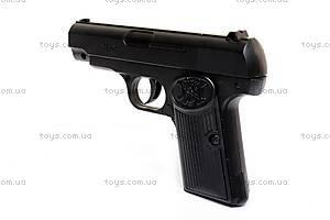 Игрушечный металлический пистолет, K17, фото