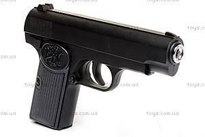 Игрушечный металлический пистолет, K17, игрушки