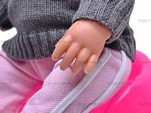 Игрушечный младенец Baby Doll, 058-L, фото
