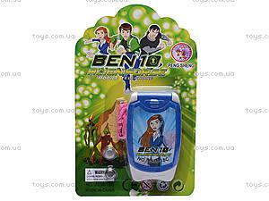 Игрушечный мобильный телефон, 8538-18A/B/C/, игрушки