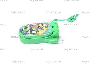 Игрушечный мобильный телефон «Бен 10», 9596-1/3, купить
