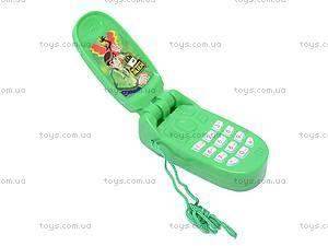 Игрушечный мобильный телефон «Бен 10», 9596-1/3, цена