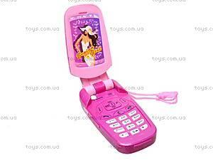 Игрушечный мобильный телефон для девочек, 8988-B, купить