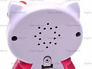 Игрушечный мобильный телефон Hello Kitty, DS601A, детские игрушки