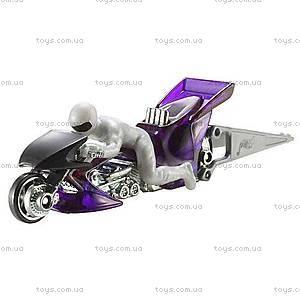 Игрушечный мотоцикл Hot Wheels, X2075, фото